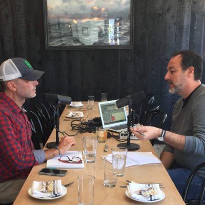 Danny Korman and Brandon Dawson talk about work.