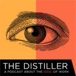 The Distiller Podcast logo