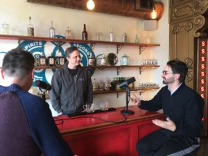 The Distiller interview with Stephen JohnsonGrove