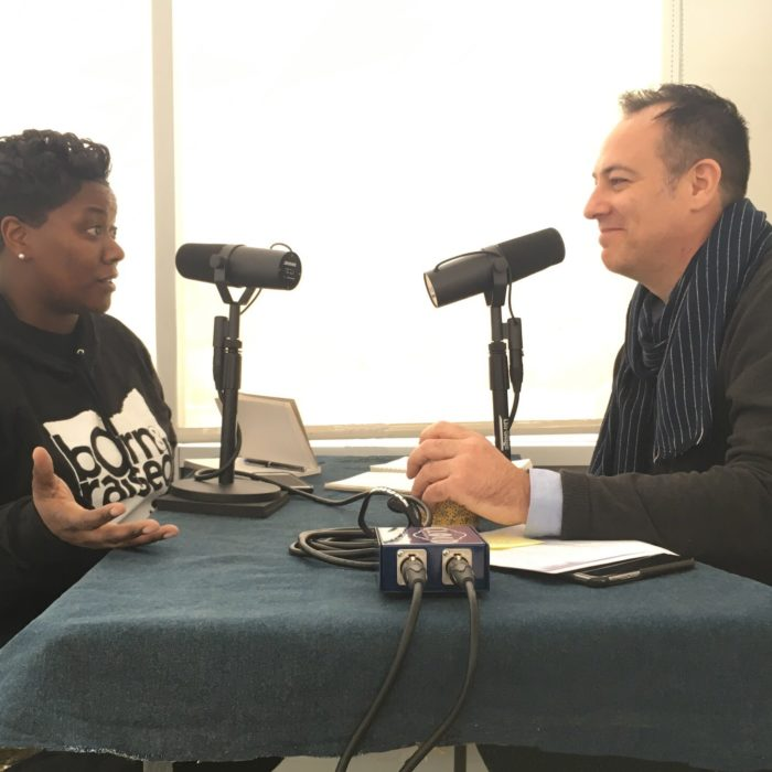 Tamaya Dennard on The Distiller Podcast