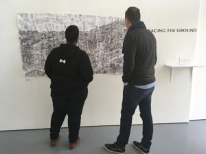 The Distiller Podcast at Wavepool Gallery