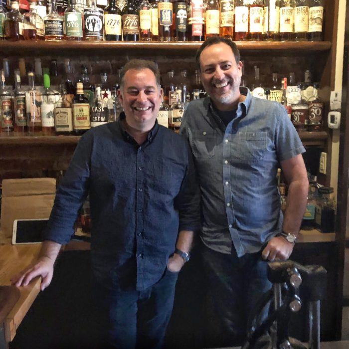 The Distiller podcast with chef Derek Dos Anjos