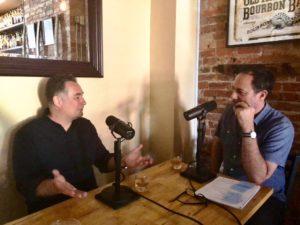 Chef Derek Dos Anjos on The Distiller podcast