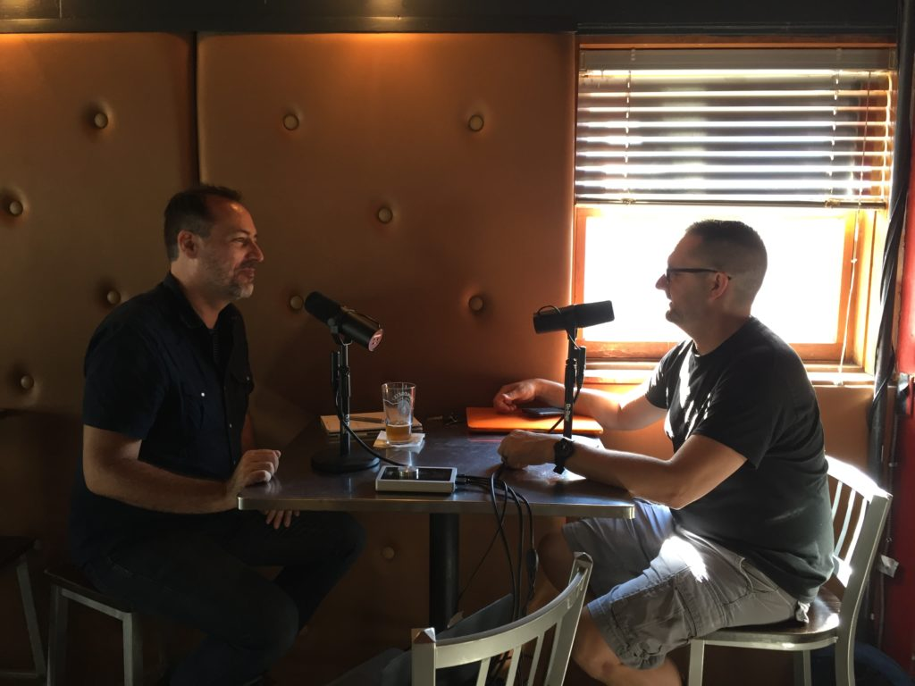 The Distiller podcast with Theatre House owner Marty Boyer