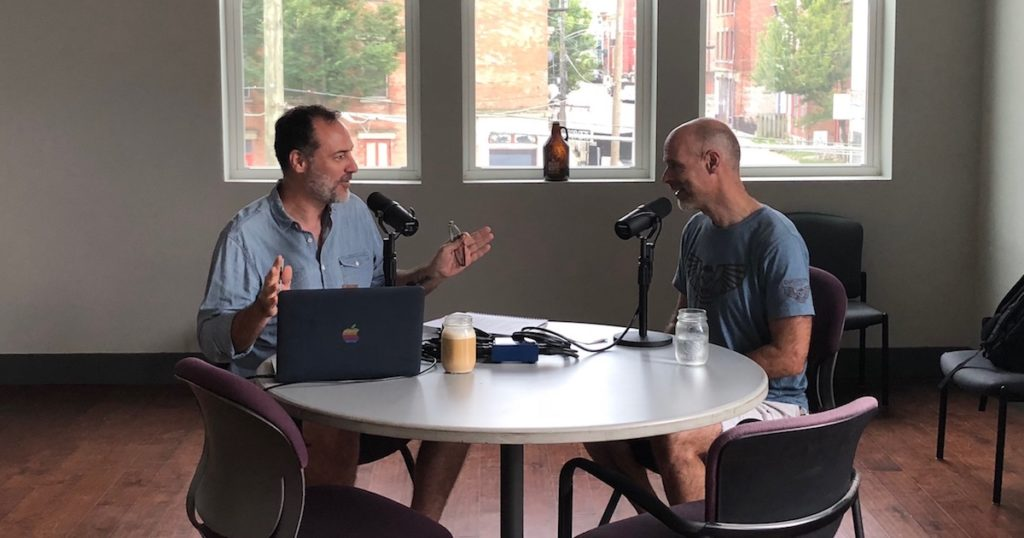 Bart Campolo on the Distiller Podcast