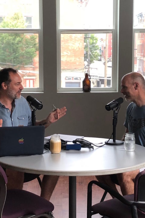 #21 – Humanist Chaplain Bart Campolo on the Intersection of Work and Belief