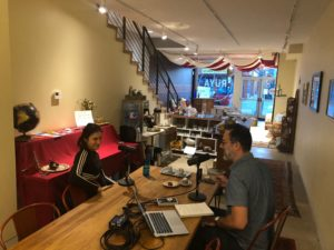 The Distiller Podcast at Ruya Coffee
