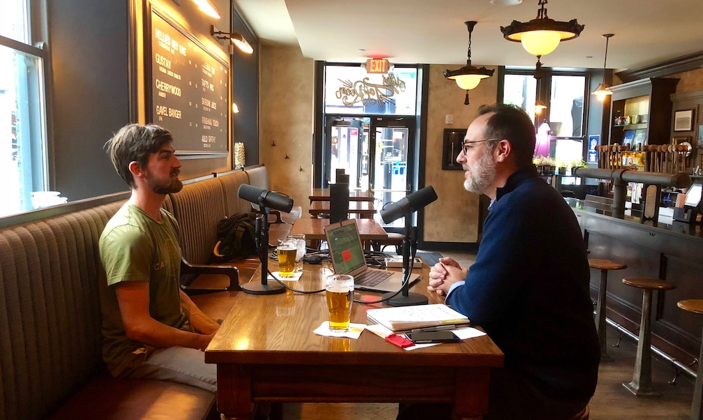Host Brandon Dawson interviews Django Kroner of The Canopy Crew
