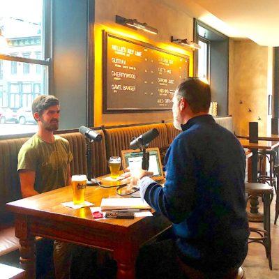 Django Kroner on The Distiller Podcast
