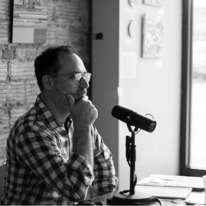 Distiller Podcast host Brandon Dawson