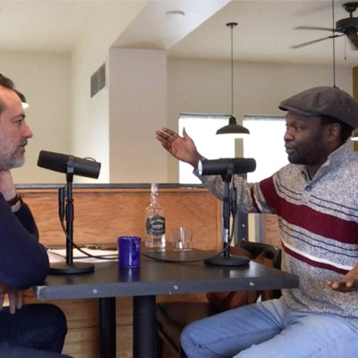 The Distiller podcast with filmmaker Yemi Oyediran