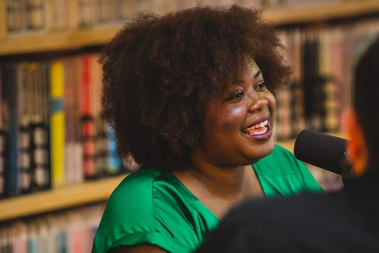 Comedian Luna Malbroux on The Distiller podcast